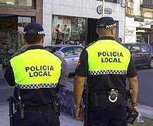 Competencia - Policía Local