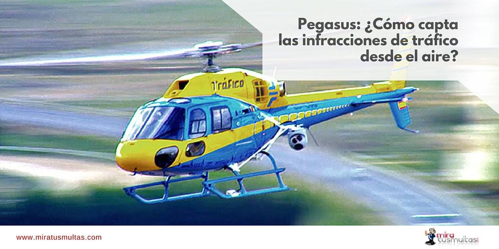 Multas de helicóptero Pegasus_Miratusmultas